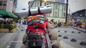女性バックパッカー一人旅のドミトリー利用で安全に旅行するコツ